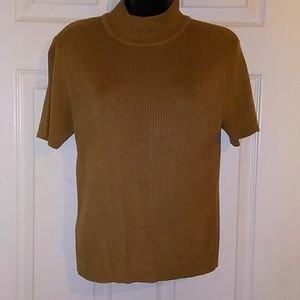 Beautiful Tan Sweater Size S
